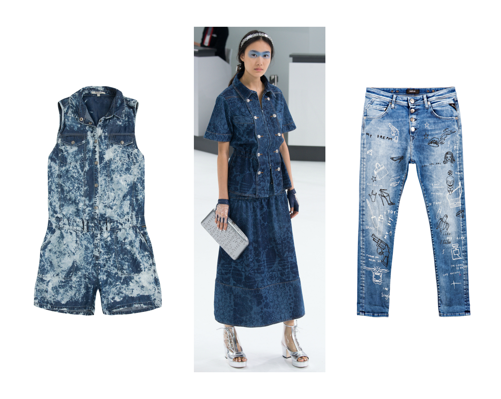 To acquire Denim Women trends picture trends